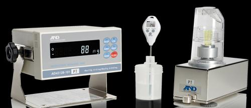 A&D Weighing Pipette Accuracy