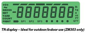 Avery Weigh-Tronix TN Outdoor                               Display