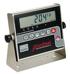 Cardinal Detecto 204 Weight Indicator