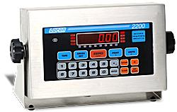 Doran 2200 Advanced Weight Indicator
