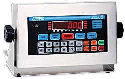 Doran 2200B Process Control Weight Indicator