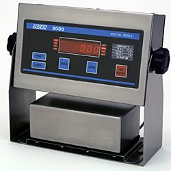 Doran 8000IS Intrinsically Safe Weight                       Indicator