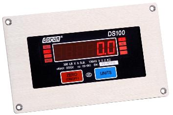 Doran DS100 Airline Baggage Weight Indicator