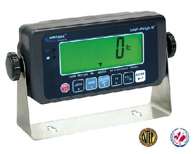 Intelligent Weighing Intell-Weigh 10 Weight                       Indicator