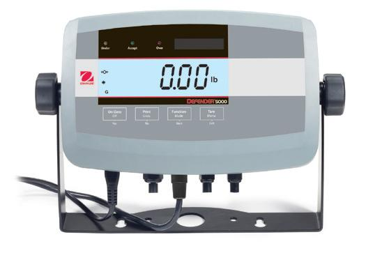 Ohaus T51P Plastic Weight Indicator